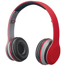 iLive Bluetooth Headphones with Microphone and Auxiliary Input