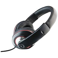 iLive DJ-Style On-Ear Headphones