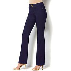 IMAN Global Chic 360 Curve Appeal Luxury Denim Bootcut Jean