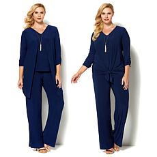 IMAN Global Chic Luxe 4-piece Perfect Party Ensemble
