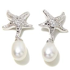 Imperial Pearls 6-6.5mm Pearl/Topaz