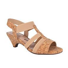 Impo Eshay Stretch Sandal with Memory Foam