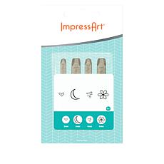 ImpressArt Every Day Stamp Set 4-pack