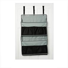Improvements 6-Pocket Over-The-Door Organizer
