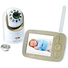 Infant Optics DXR-8 Video Baby Monitor w/ Interchangeable Optical Lens