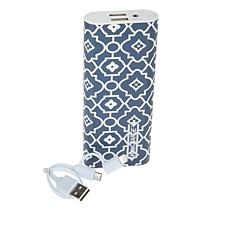 instaCHARGE 12,000 mAh Portable Device Charger w/Cable