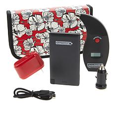 instaCHARGE 3200mAh Device Charger w/Car Emergency Kit