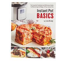 """Instant Pot Basics"" 120-Recipe Cookbook"