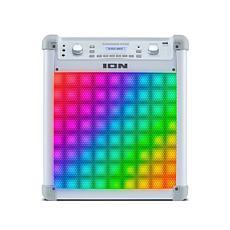 ION Audio Karaoke Star Wireless Speaker with LED Lights