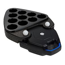 ION Audio Water-Resistant Party Float Boombox with Cup Holders & Balls