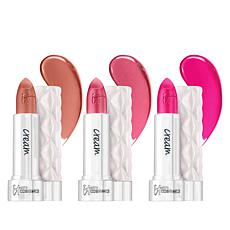 IT Cosmetics 3-pack Pillow Lips High Pigment Cream Lipstick