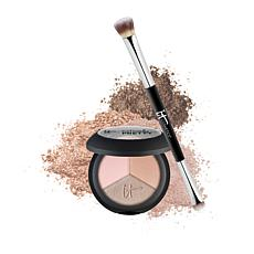 IT Cosmetics Nude Anti-Aging Eyeshadow Trio and No-Tug Shadow Brush