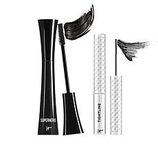 IT Cosmetics Superhero and Tightline Mascara Set