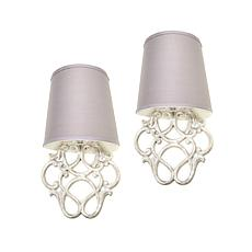 It's Exciting Lighting Battery-Powered Scroll Light 2pk