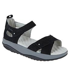 Jambu Sedona Nubuck Leather Sandal
