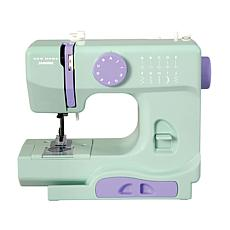 Janome 10-Stitch Derby Compact Portable Sewing Machine