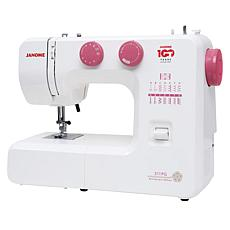 Janome 311PG Mechanical Sewing Machine with 100th Anniversary Kit