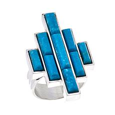 Jay King Contemporary Sonoran Blue Turquoise Ring