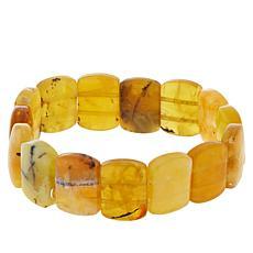 Jay King Cushion-Cut Gemstone Bead Stretch Bracelet