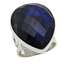 Jay King Labradorite Sterling Silver Ring