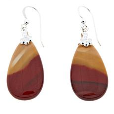 Jay King Mookaite Sterling Silver Drop Earrings