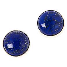 Jay King Sterling Silver Lapis Stud Earrings