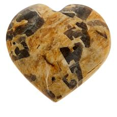 Jay King Zebradorite Heart Specimen