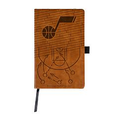 Jazz Laser-Engraved Notepad