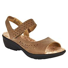 JBU by Jambu Grace Slingback Demi-Wedge Sandal