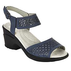 JBU by Jambu Toledo Perforated Heeled Sandal
