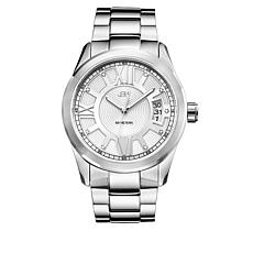 "JBW Men's ""Bond"" 9-Diamond Bracelet Watch"