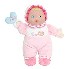 """JC Toys Lil' Hugs 12"""" Your Baby's First Doll"""