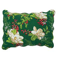 Jeffrey Banks Bella Magnolia Holiday Sham - Standard