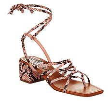 Jessica Simpson Ivelle Strappy Gladiator Thong Sandal