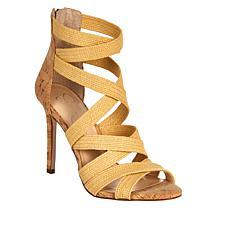 Jessica Simpson Jyra Strappy Elastic Dress Sandal