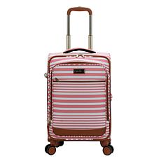 Jessica Simpson Nantucket 25-inch Softside Luggage - Peach