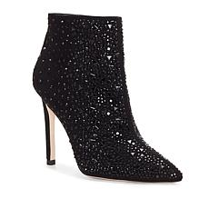Jessica Simpson Prexton Embellished Pointy Toe Stiletto Bootie