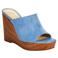Jessica Simpson Shantelle Platform Wedge Sandal