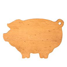 JK Adams Pig Cutting Board