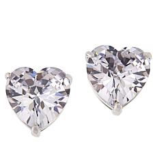 Joan Boyce Cubic Zirconia Stud Earrings