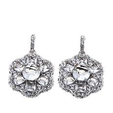 "Joan Boyce Larra's ""An Evening Out"" Clear Drop Earrings"
