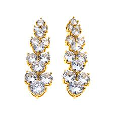 "Joan Boyce Priscilla's ""It's Frosty Out"" Drop Earrings"