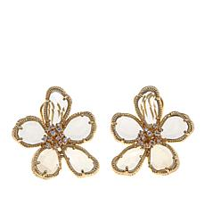 "Joan Boyce ""Springtime Blooms"" Flower Earrings"