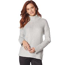 Jones NY Mix-Stitch Sweater - Missy