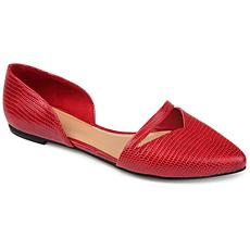 Journee Collection Women's Braely Flat