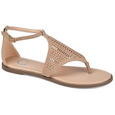 Journee Collection Women's Comfort Foam Niobi Sandal