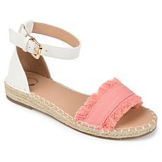Journee Collection Women's Comfort Foam Tristeen Sandal