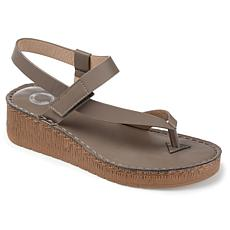 Journee Collection Women's McCal Sandal