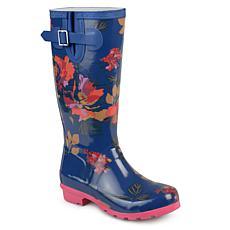 Journee Collection Women's Mist Rainboot