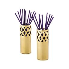 JOY 42pc Forever Fragrant® Ceramic Vases and Sticks